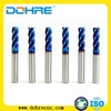 CNC milling finish cutter carbide metal working tools