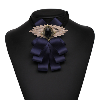 d0cd7998b27 Men And Women Universal Bow Tie And Brooch