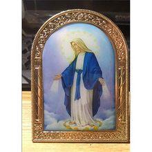 Европейский стиль, Арка Святого экрана, украшение Иисуса, Оптовая торговля, религиозная икона, подарки, украшение для дома, рождественский п...(Китай)