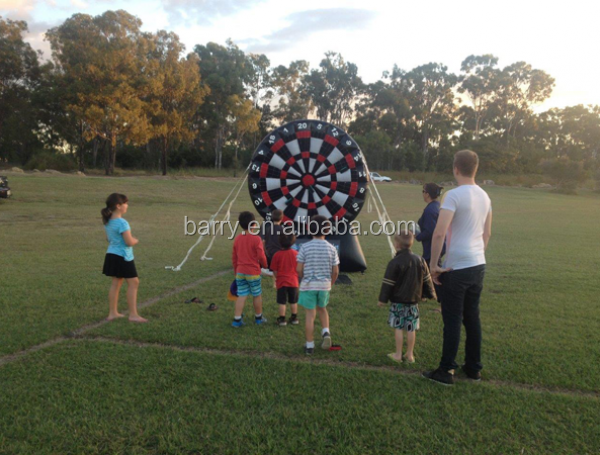 Inflatable Soccer Dart , inflatable dart board for fun