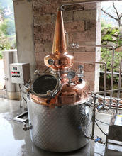 Industrial alcohol distillation equipment home alcohol distillation equipment