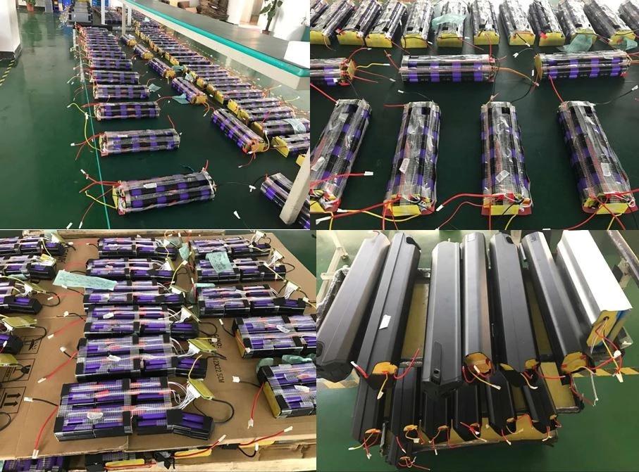 GOMAX lithium-ionen 18650 batterie pack für andere elektrische fahrrad teile