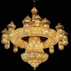 Modern Design Crystal Chandelier Banquet Hall lighting Hotel Project Crystal Chandelier