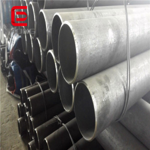 construction materials price list ! hot seamless carbon steel pipe / cold drawn black seamless steel pipe supplier