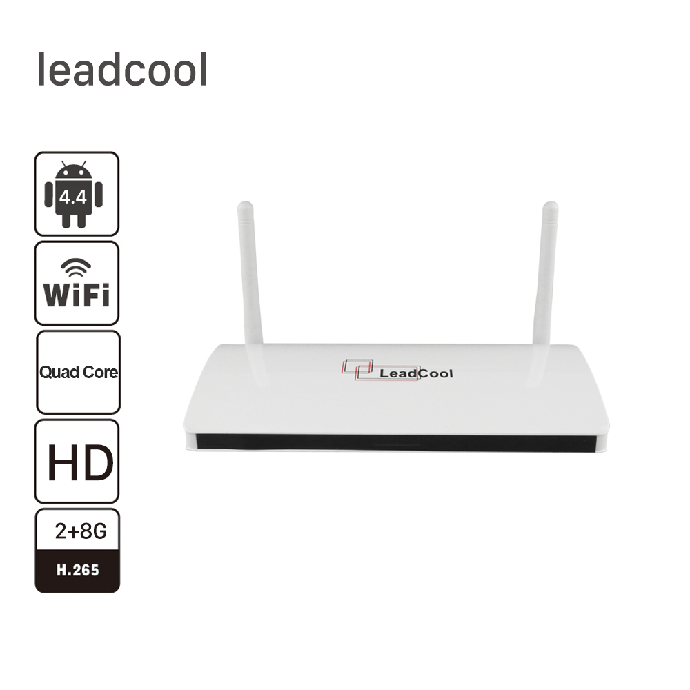 Best <strong>Set</strong> Top <strong>Box</strong> Leadcool IPTV Arabic <strong>TV</strong> <strong>Box</strong> 1G RAM 8G ROM with 1 Year QHDTV 1300+ French Channel 2000+VOD