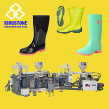 One / Two Color Rain Boots Injection Moulding Machine Kingstone Shoe-making Machinery JL-288