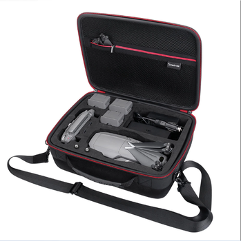 Smatree Carrying Case Semi Hard EVA Material for DJI Mavic 2 Pro/Zoom Radio Control Toys Fly More Combo