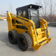 NEWLAND wheel loader cleaning machine bobcat W7100T