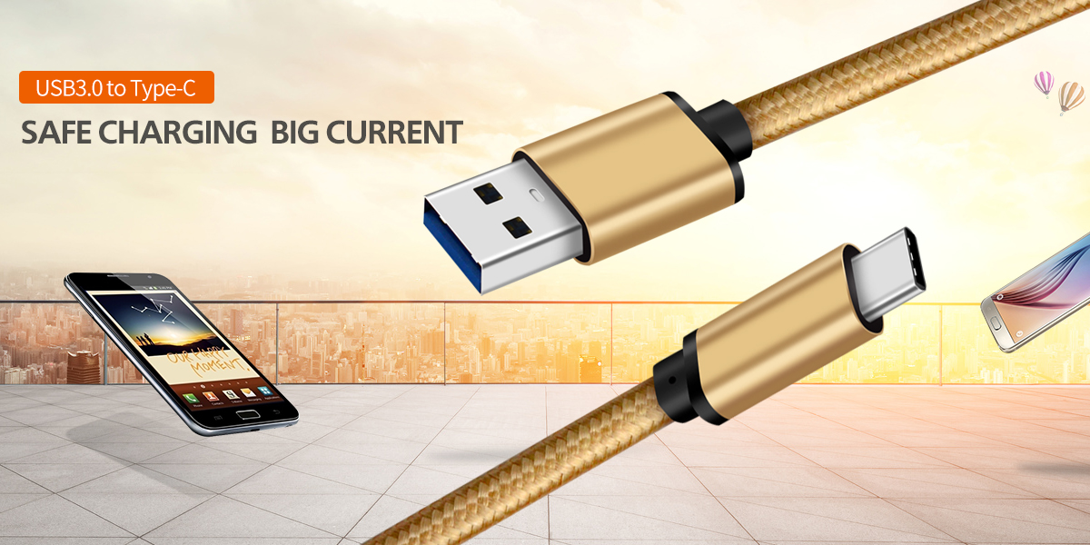 Shenzhen Sanguan Siyuan Technology Co., Ltd. - USB 3.1 Type C, USB Cable