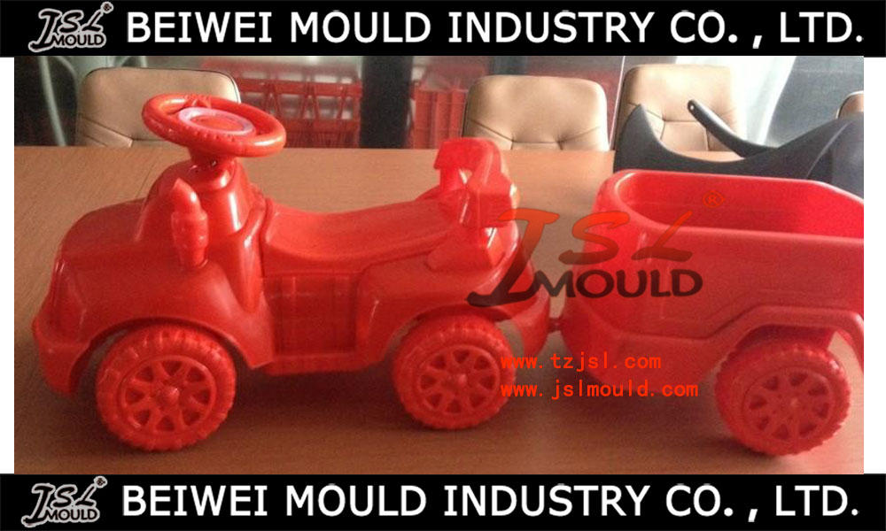 Custom made Injection Plastic Toy Car Mould