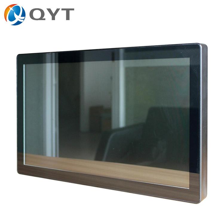 21.5 インチ IP65 IP67 IP68 防水容量性タッチスクリーンコンピュータ
