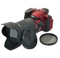 Kiwifotos L820k 6pcs Lens Adapter Kit For Nikon Coolpix L820 ...