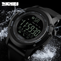 Fashion popular SKMEI 1321 android water proof smart watch IOS, camera fitness watch bluetooth