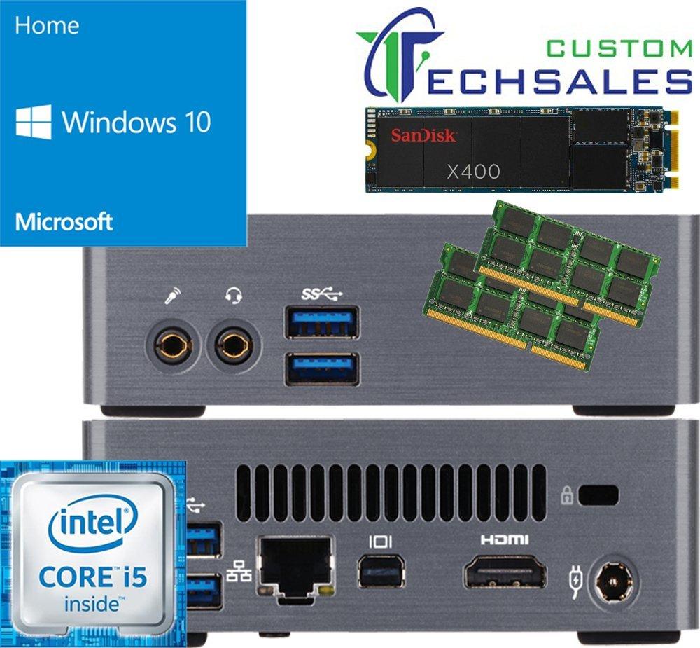 Get Quotations · Gigabyte BRIX Ultra Compact Mini PC (Skylake) BSi5-6200 i5  1TB M. 71cb87335d4b