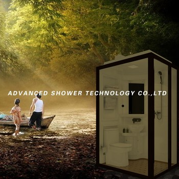 China Factory Prefab Steam Shower Cabin Complate Shower Units With ...