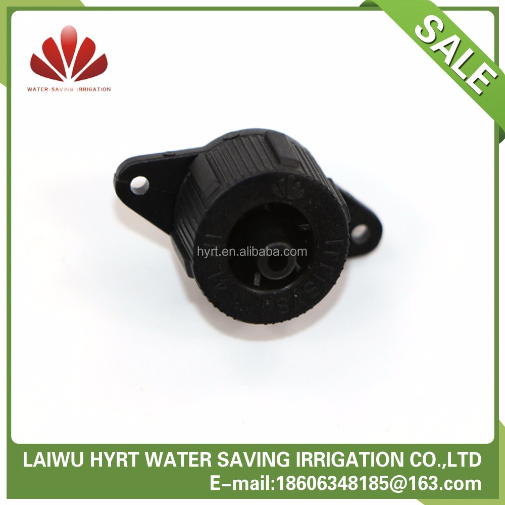 Wholesale Products Custom 2.5 bar Pressure compensating drip irrigation emitter