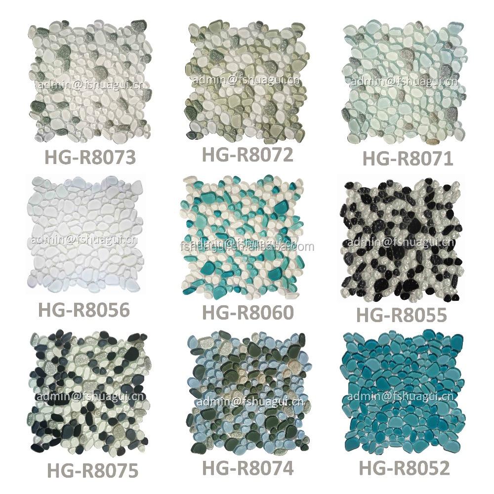 China bathroom mosaic blue wholesale 🇨🇳 - Alibaba