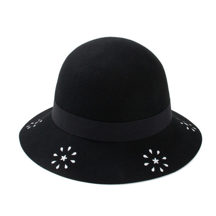 1465798f06d0d Get Quotations · 100% Wool Western Fedora Hats for women