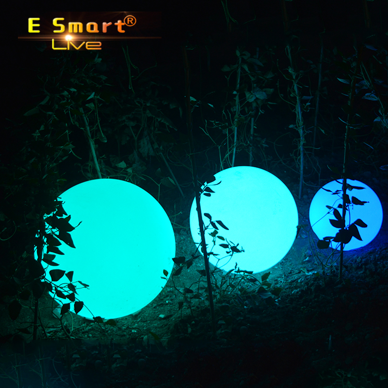 Decorative Outdoor Led Round Ball Solar <strong>Light</strong> For Garden