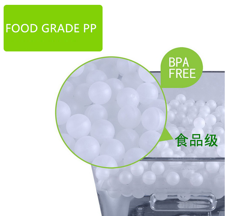 Plastic polypropylene Floating ball Plastic Hollow Ball