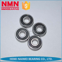 China bearing manufacturer deep groove ball miniature bearing used in skateboard