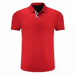 New design Hot sell foam printing 190 gsm polo t shirt wholesale