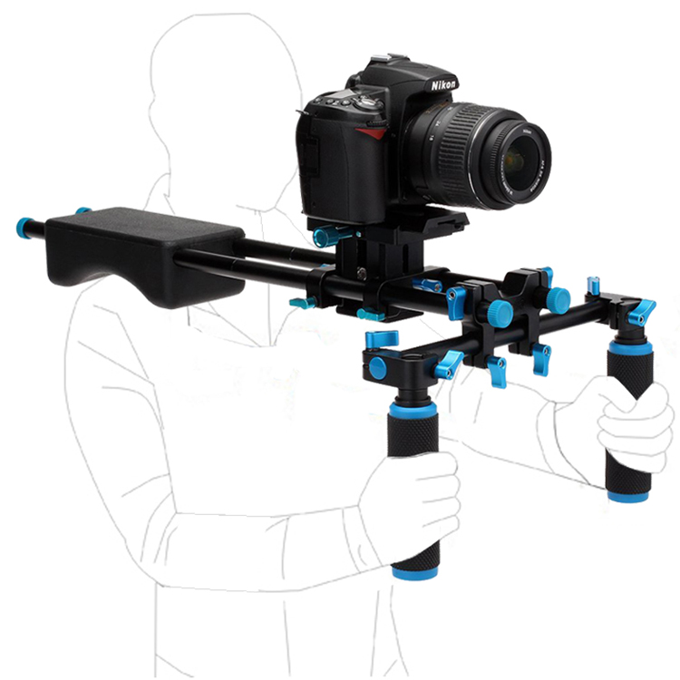YELANGU D2 Movie Kit  Camera Shoulder Rig Dslr
