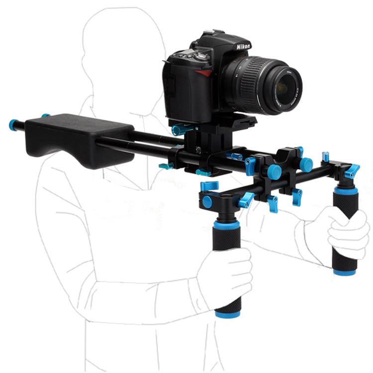 YELANGU D2 Film Seti Kamera Omuz Rig Dslr