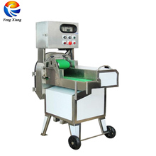 Vegetable Fruit Cutting Cutter Machine With Video HS Code Price List