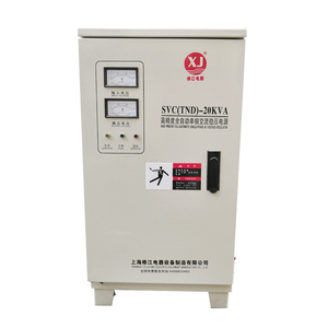 20kva ac electric current voltage stabilizer