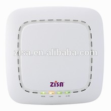 ZISA indoor wifi 600mbps wireless ceiling ap with poe