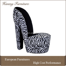 Taste of products - High Heel leopard Shoe Chair (RC-10003)
