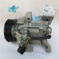 Automotive air conditioning DKV10R 12V car ac compressor 2012 for Subaru Forester 2.0 D 73111SC000 73111SC001 Z0007811B