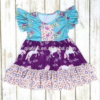 97caa42ce Remake Unicornio Niños Vestidos Fábrica Al Por Mayor Girl Boutique Vestido  - Buy Vestido De Niña De Las Flores,Vestido De Niña De Las Flores ...
