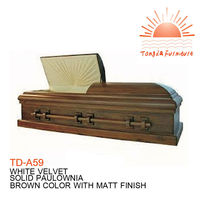 TD-A59 Import cheap casket from China funeral supplier