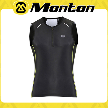 Monton Cycling Sundale Triathlon Vest of mens more popular in 2015