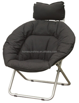 More Por Cushion Seat And Back Folding Sling Chair Sleep