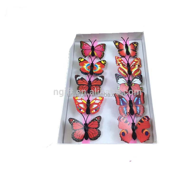 Wholesale Beautiful Fashiona blebutterfly Hair Clips