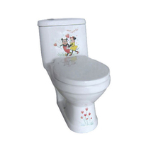 Home Using Ceramic Small Toilets For Children