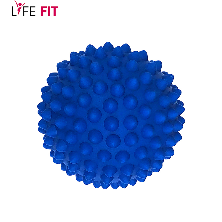 Spikey Massage Yoga <strong>Ball</strong>/ PVC Stress Relief Spiky Massager <strong>Ball</strong>