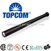 Baseball bat rechargeable battery high beam high Power Led Torch cree led flashlight TP-SZ607