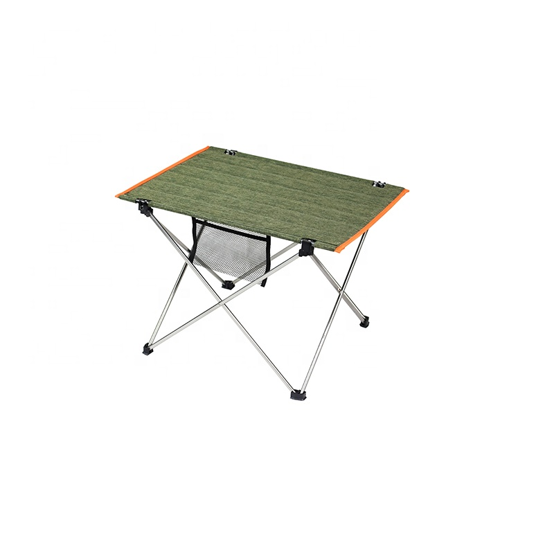 Outdoor Fabric Height Adjustable <strong>Folding</strong> Table Metal <strong>Folding</strong> Table Leg
