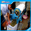 Stainless Steel Fruit Vegetable Crusher and Juicer Extruding Machine