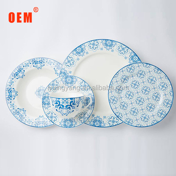 Dinnerware Sets China Microwave Safe