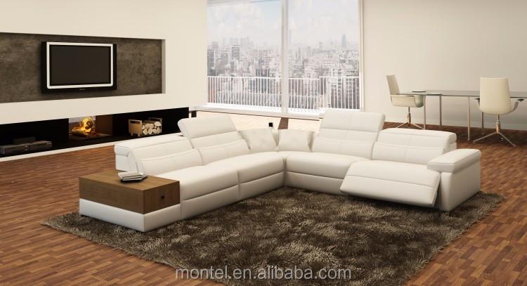 Sofá De Cuero Blanco Muebles Ashley - Buy Sofá,Sofá De Cuero Blanco ...