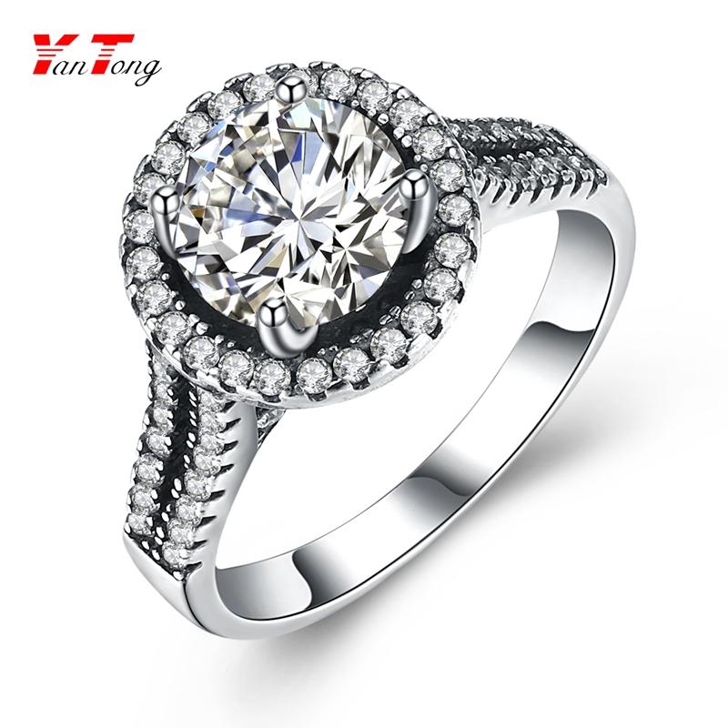 брендовые кольца с бриллиантами