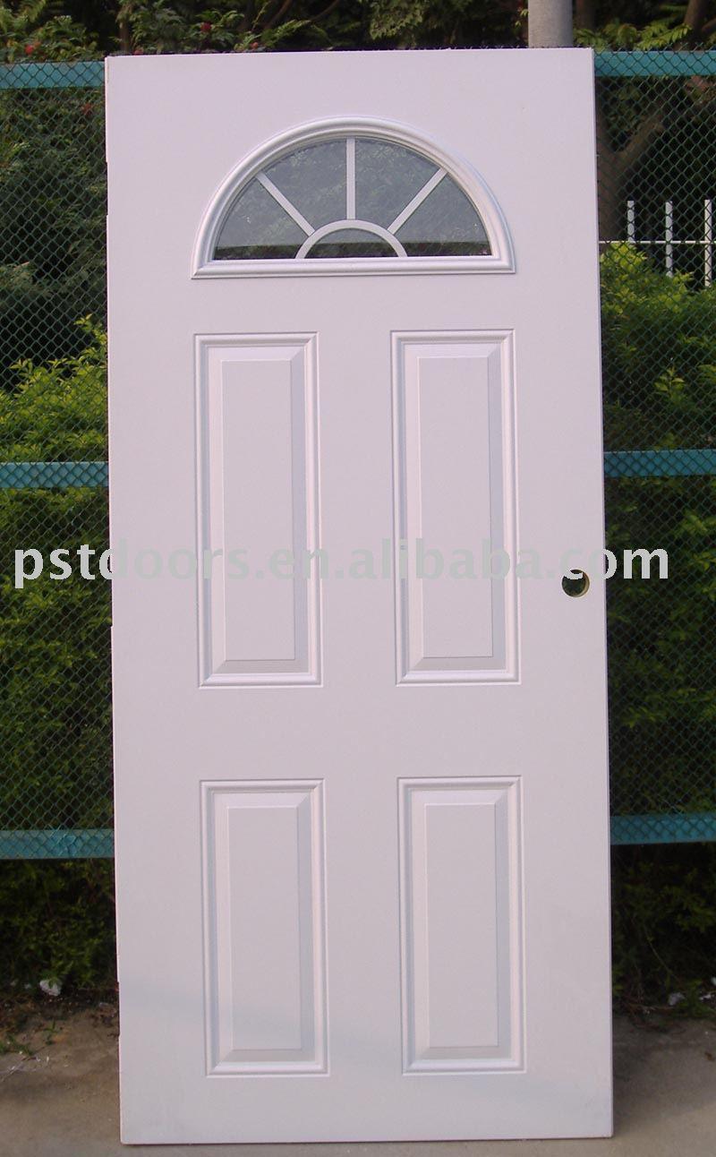 9 Panel Half Lite Glass Steel Door 9 Panel Half Lite Glass Steel