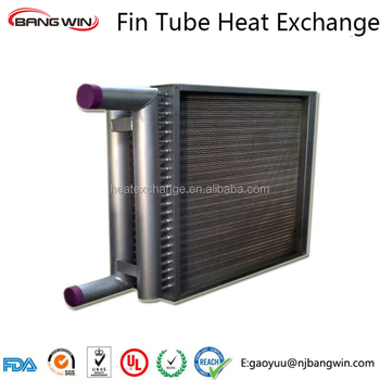 TOP1 finned tube evaporator by bang win