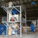 Dry mix powder plant for tile glue/dry mixing sale mortar price exporter