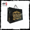 High class extensible sack kraft paper bag with high quality